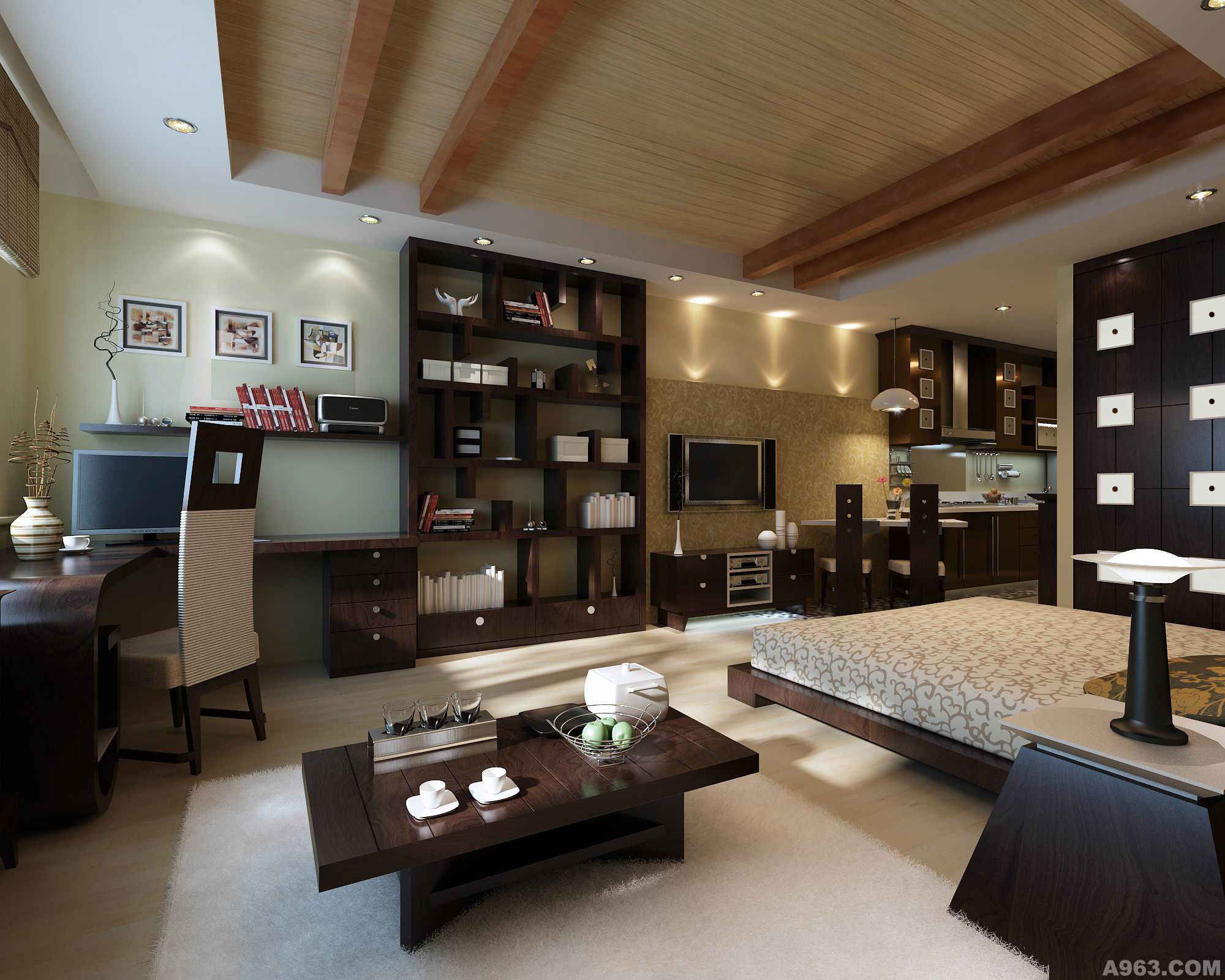 印尼巴厘岛-度假别墅 - 上海别墅豪宅设计作品 –  –