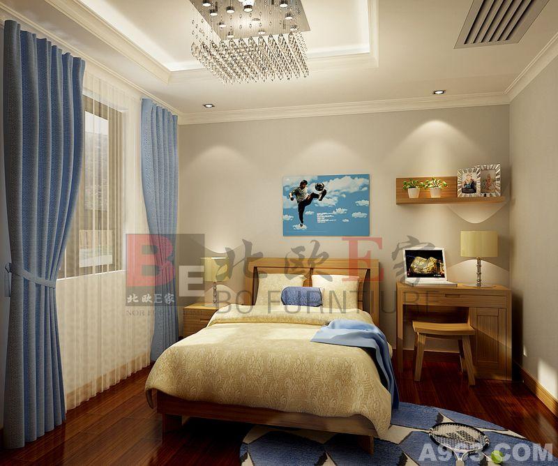 上海样板房设计作品 – 方案 – 经典案例 - 中华室内