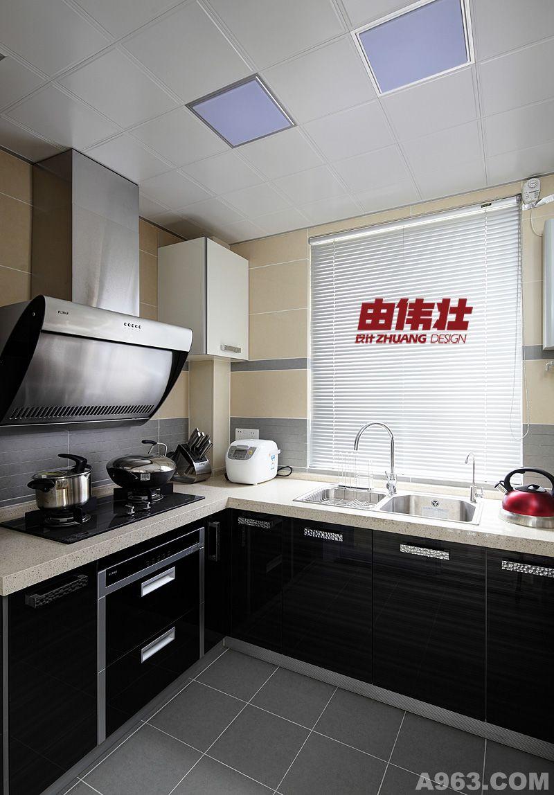 实用的厨房