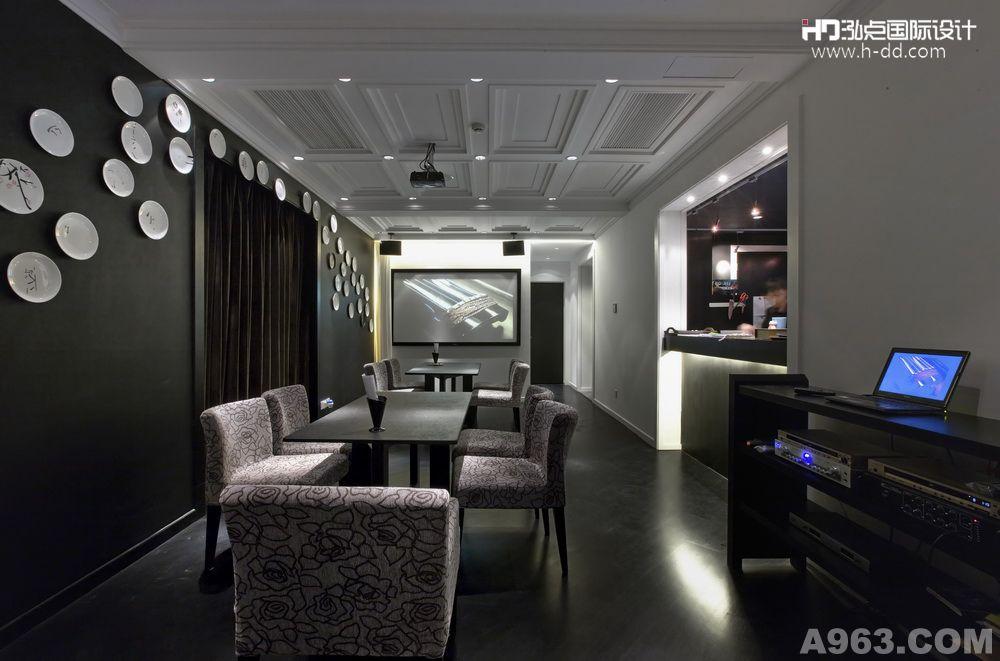 墨啡书吧咖啡馆 - 上海文化空间设计作品