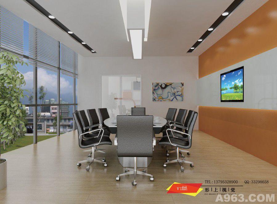形上视觉作品 企业办公室设计