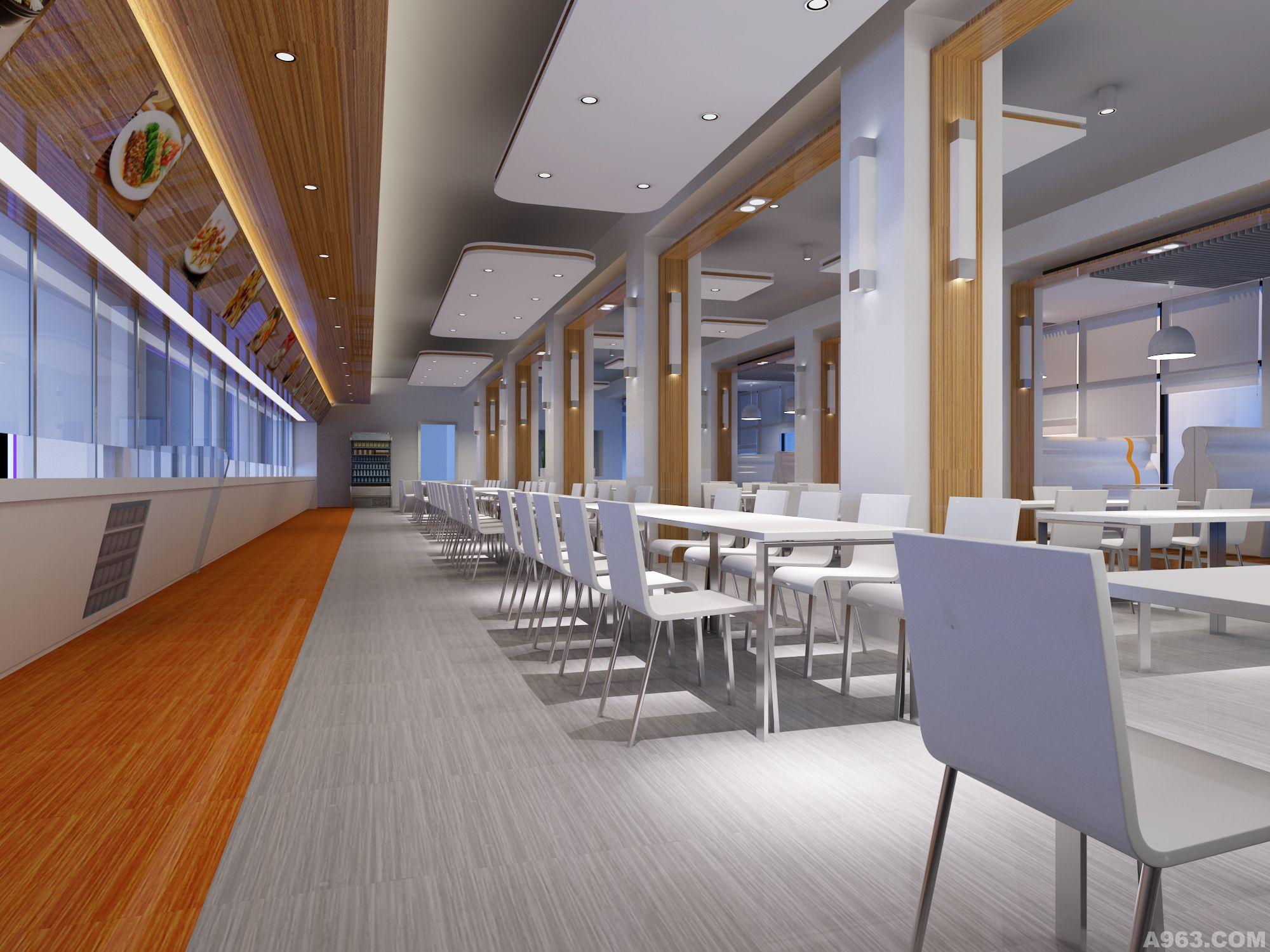 中华室内设计网 作品中心 公共空间 餐饮空间 > 上海弘杰装饰设计工程