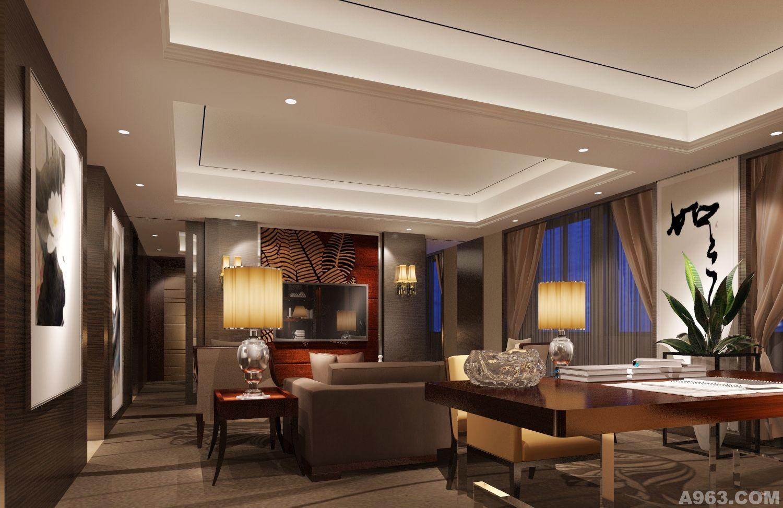 设计机构: 上海灵长建筑装饰设计有限公司      作品类别:酒店