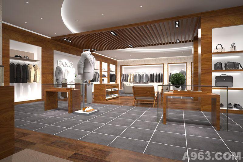 中华室内设计网 作品中心 公共空间 展示空间 > 徐桂丰作品
