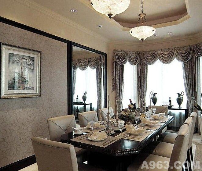 经典优雅软装搭配 别墅装修,欧式风格,欧式别墅,豪华型装修,客厅,客厅