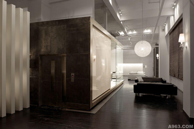 中华室内设计网 作品中心 公共空间 展示空间 > 赖建安作品  项目概况