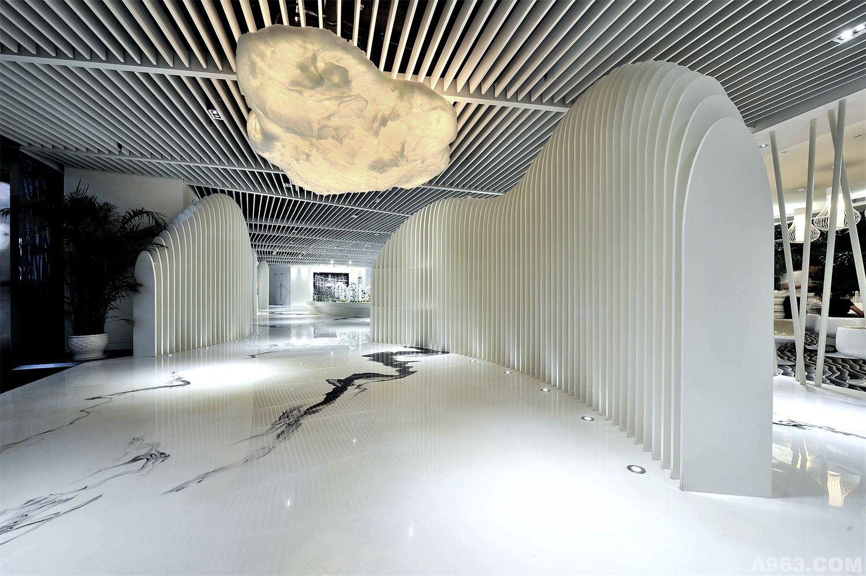 上海展示空间设计图片