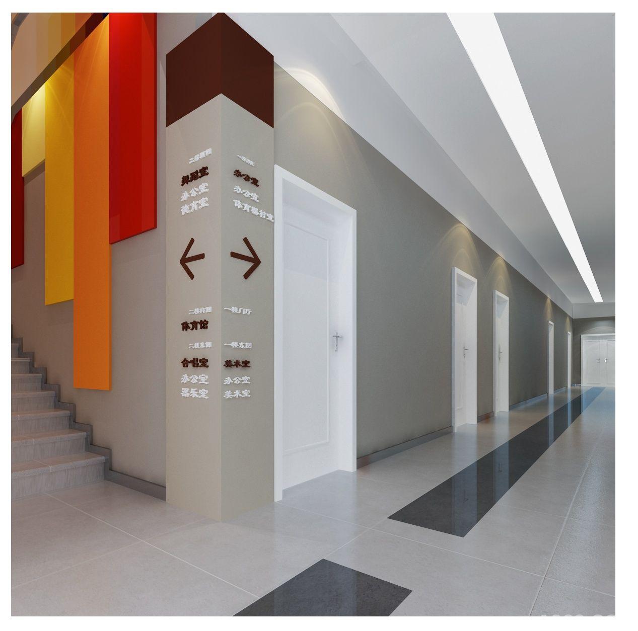验花园老教学楼设计文化-上海作家空间设计方案居中学改造图片