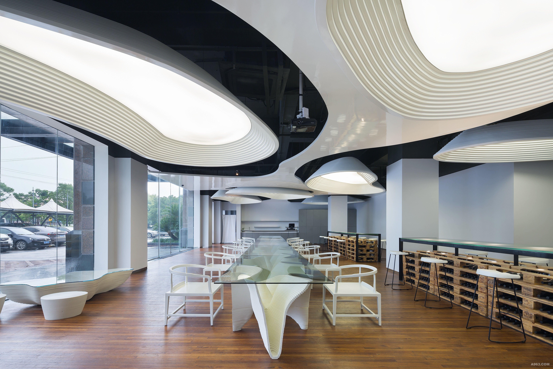 葡萄酒展厅 - 餐饮空间 - 第4页 - 胡俊峰设计作品案例
