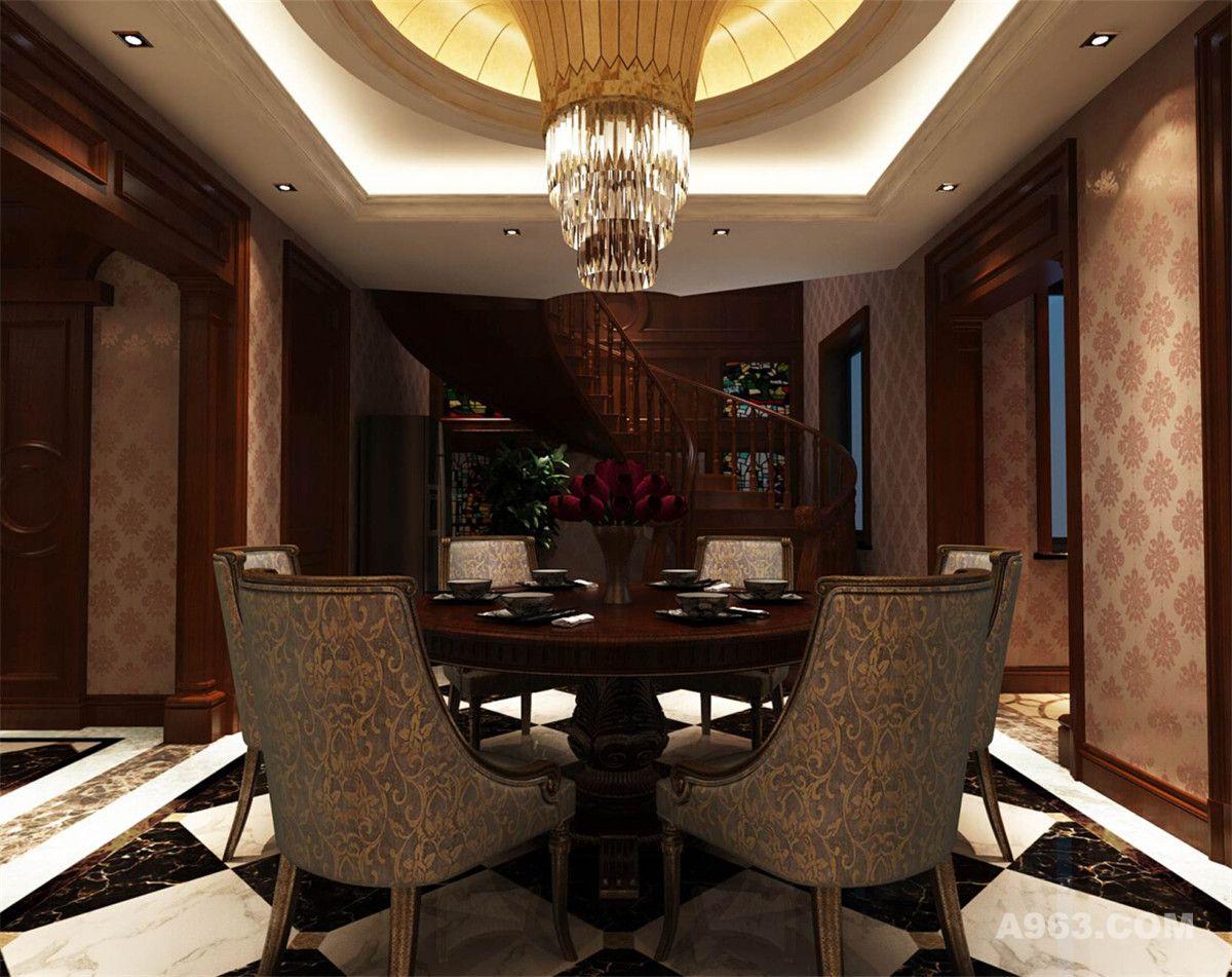 客户夫妻经商多年,对别墅装修给予很多梦想。有一女儿12岁,整个装修事宜全家参与。对时尚经典的风格和家具都有很多想法。客户要求:大气、富贵、体现贵族气质;家居改造:1:由于小区管理规范 别墅少有土建改造 整个设计围绕居住功能重新布局。2:地下室布局宽敞 通透 开放大厅融合品茶 酒吧。功能空间棋牌 杂物相对封闭。3:一楼布局清晰,正气;美式风格,顾名思义是来自于美国的装修和装饰风格。是殖民地风格中最著名的代表风格,某种意义上已经成了殖民地风格的代名词。美国是个移民国家,欧洲各国各民族人民来到美洲殖民地,把各民