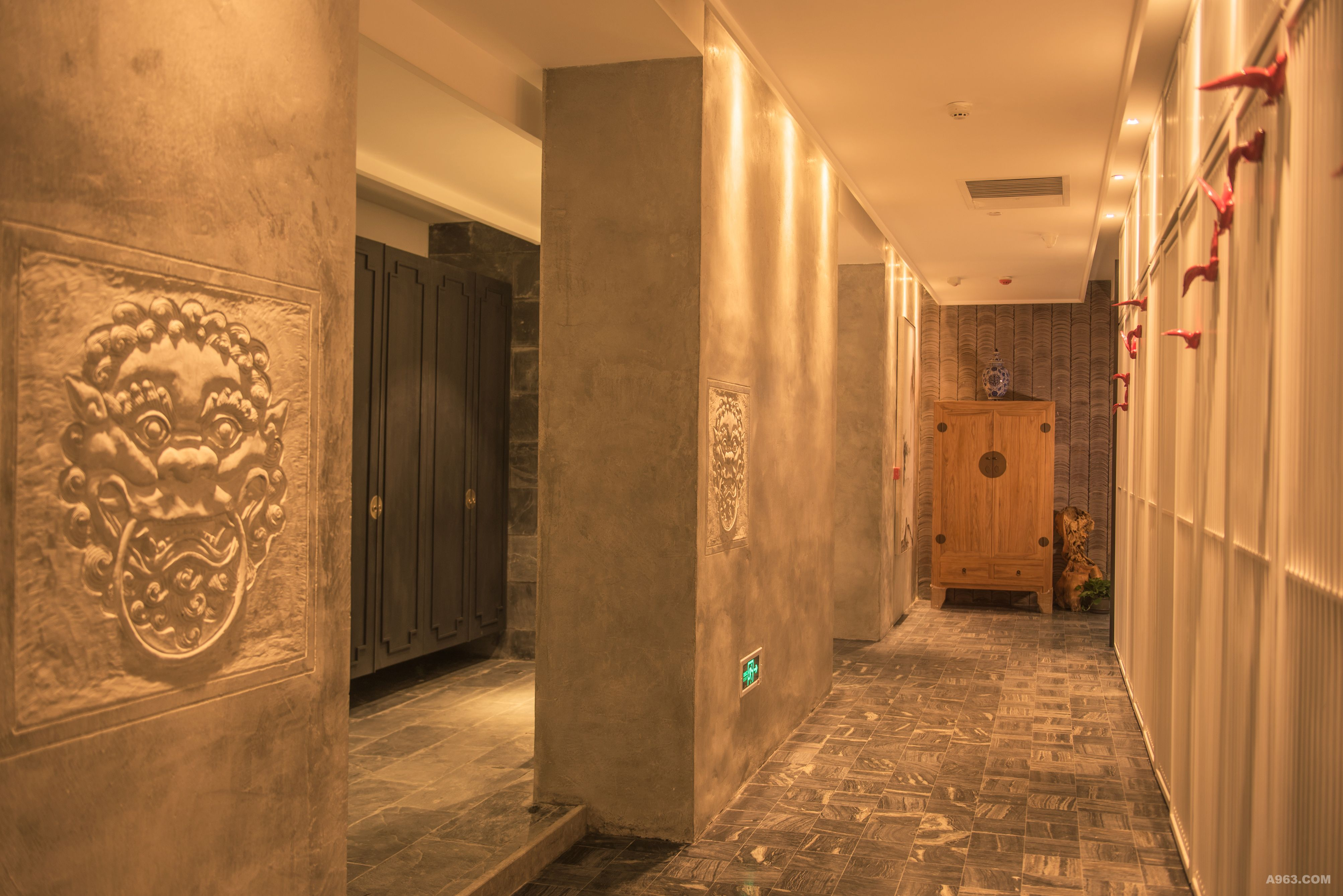 尚味·南舍餐厅 - 餐饮空间 - 第3页 - 陈轩设计作品