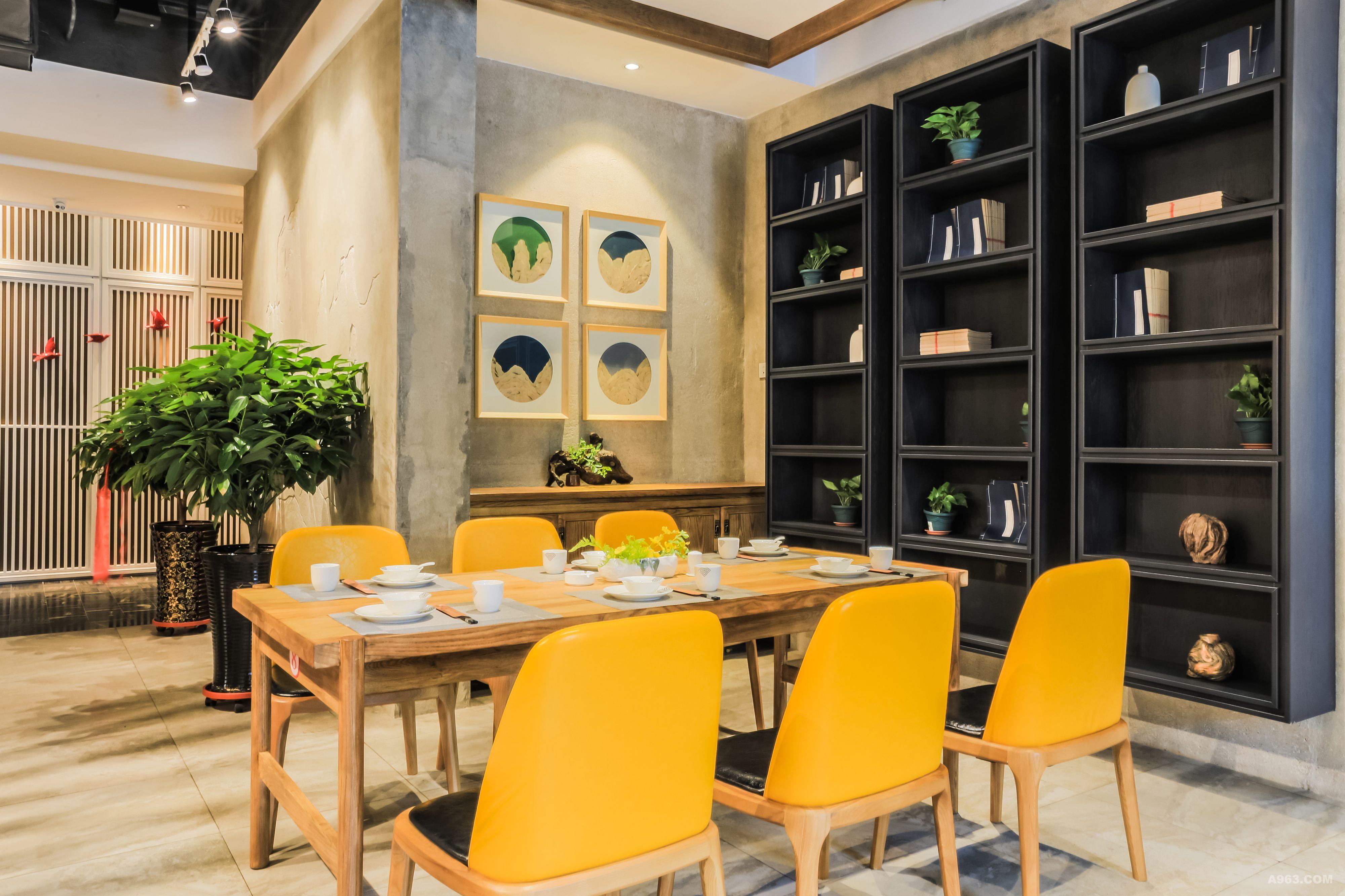 尚味·南舍餐厅 - 餐饮空间 - 第2页 - 陈轩设计作品