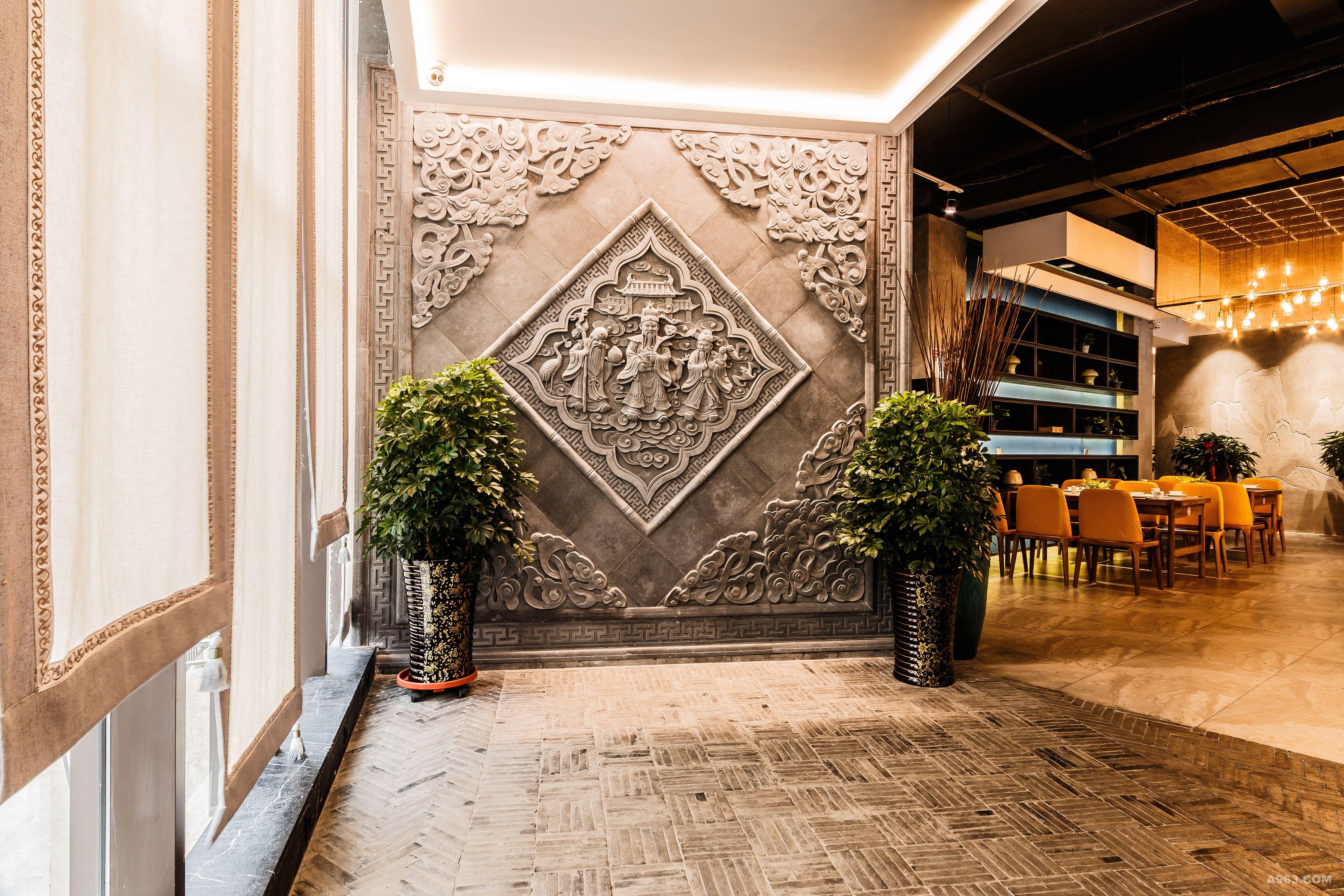 尚味·南舍餐厅 - 餐饮空间 - 陈轩设计作品案例