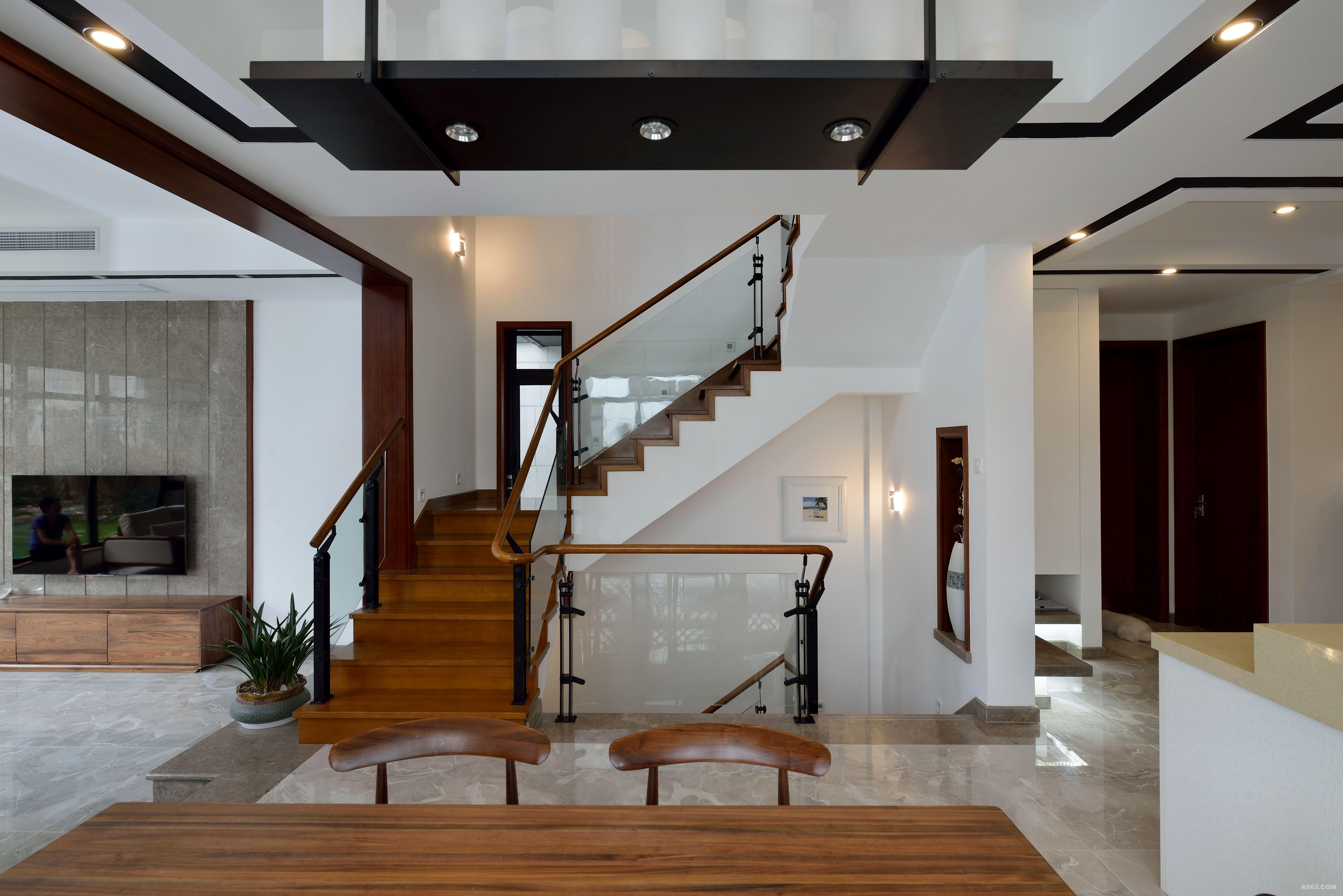 家居 楼梯 起居室 设计 装修 7360_4912