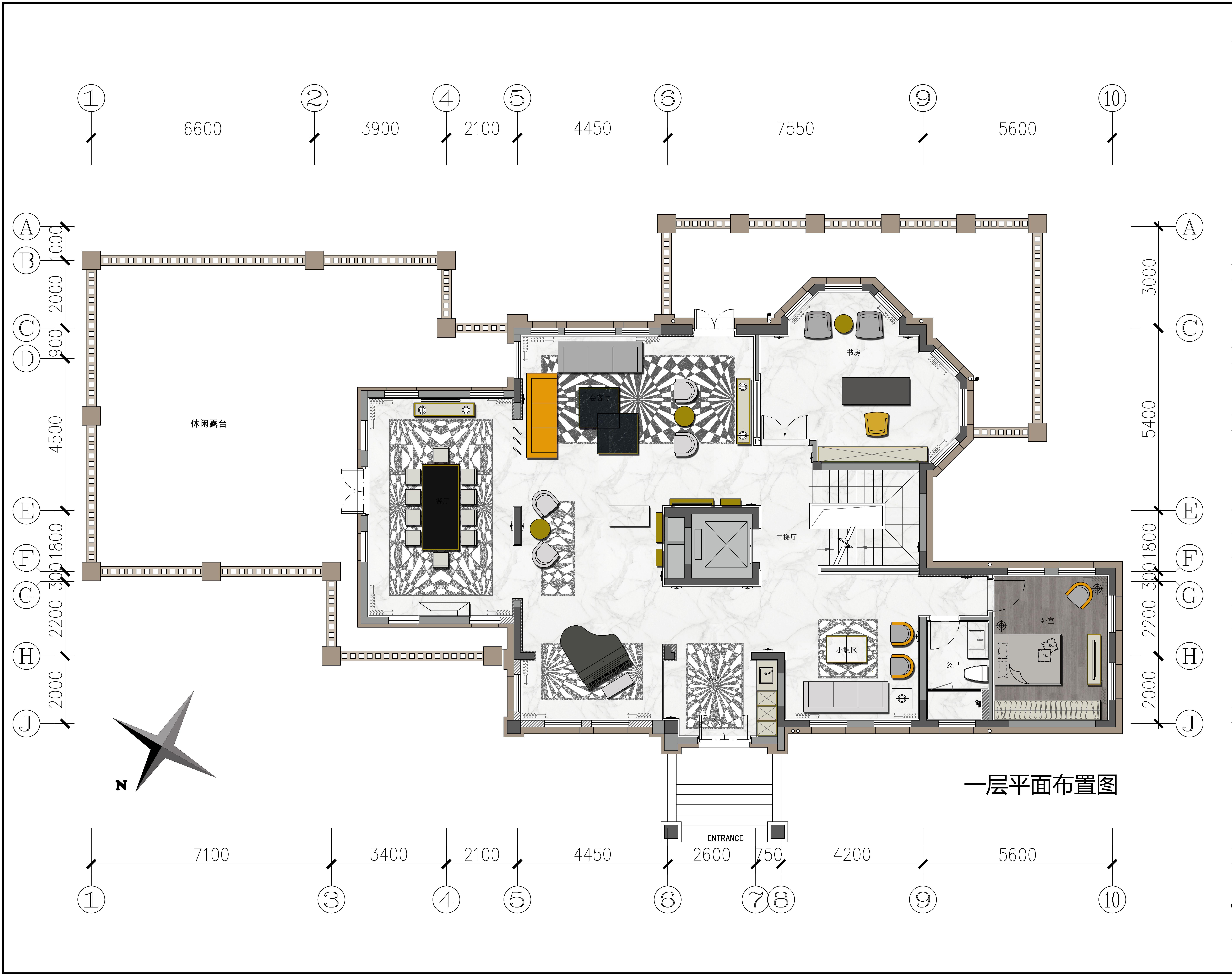 户型 户型图 平面图 8397_6651