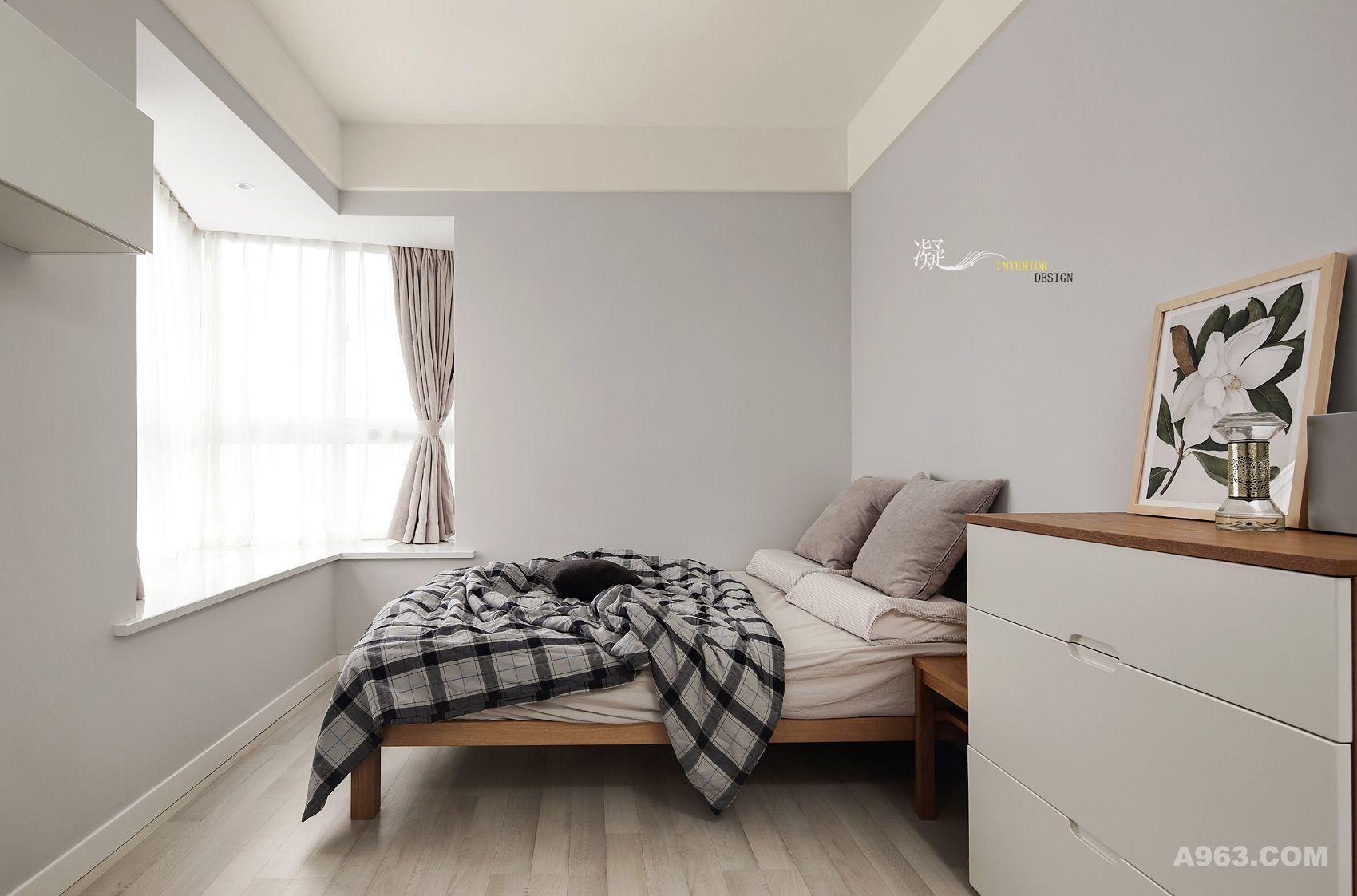 20平客卧设计图